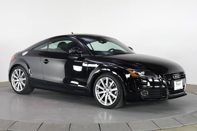 For Sale near Portland: Pre-Owned 2013 Audi TT 2.0T Premium Plus Coupe