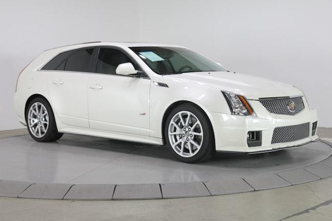 Cadillac Cts V Wagon For Sale >> Used 2013 Cadillac Cts V Base Wagon Beaverton Or Portland