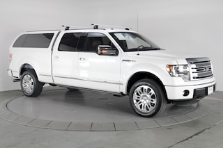 Used 2014 Ford F-150 Platinum Truck for sale near Oregon