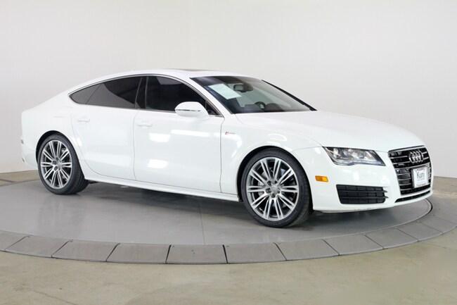 For Sale near Portland: Pre-Owned 2012 Audi A7 Premium Quattro Hatchback