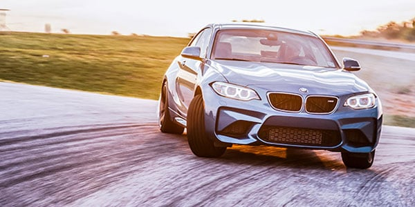 BMW Performance Center Track Preview