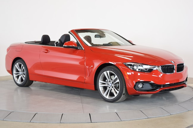New 2019 BMW 430i xDrive Convertible For Sale in Beaverton, OR