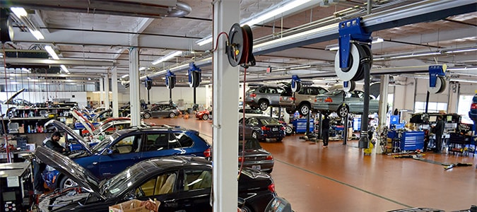 BMW Service and Repair in Beaverton, OR