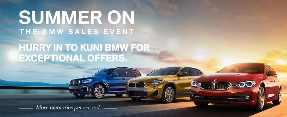 Kuni BMW Summer On Sales Event