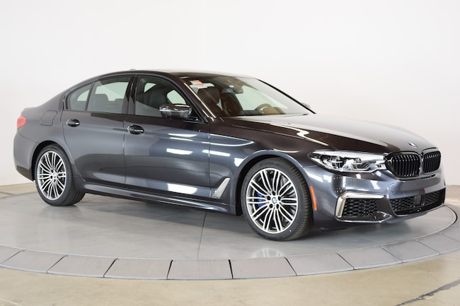 New 2019 BMW M550i xDrive Sedan For Sale in Beaverton, OR