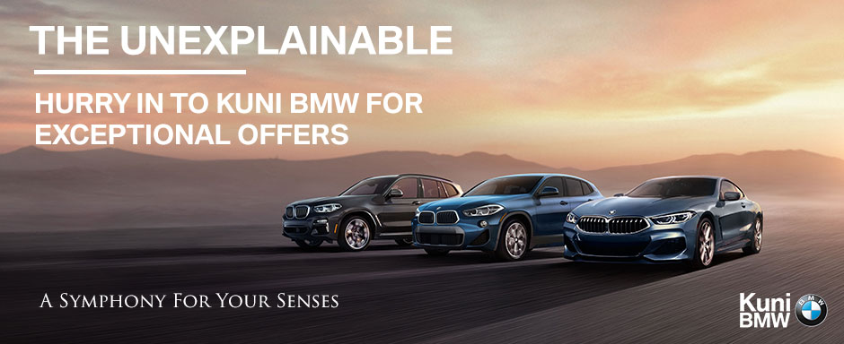 Kuni BMW The Unexplainable Brand