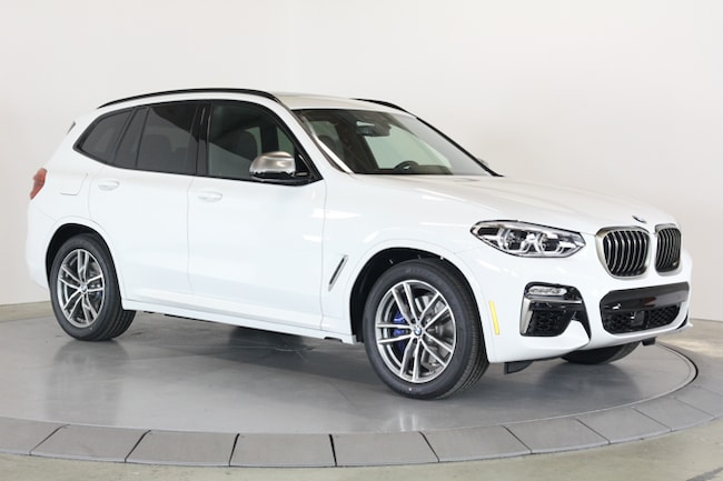 New 2019 BMW X3 M40i SAV For Sale in Beaverton, OR
