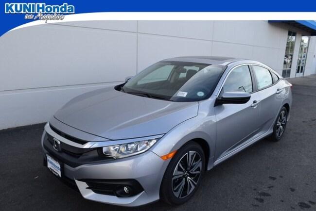 New 2018 Honda Civic EX-T Sedan in Centennial, CO