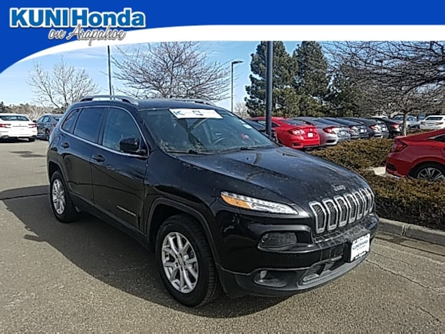 Used 2017 Jeep Cherokee Latitude 4x4 SUV in Centennial, CO