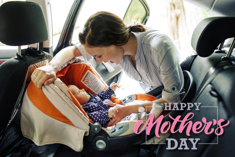 10 Helpful Mother's Day Car Gifts Under $100 For New Moms