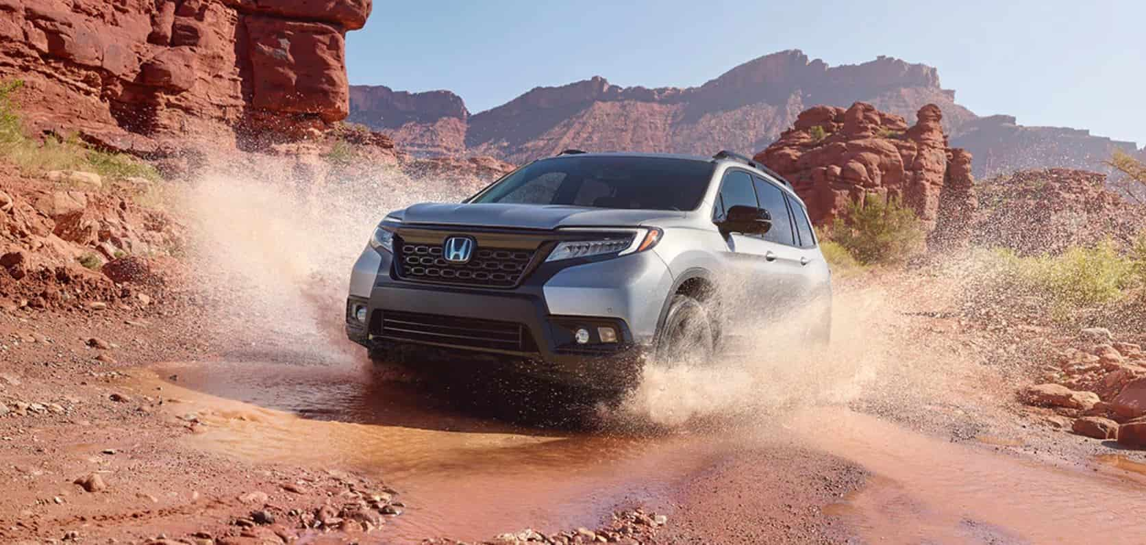 Buy a SUV Online 2020 Honda Passport Near Aurora CO