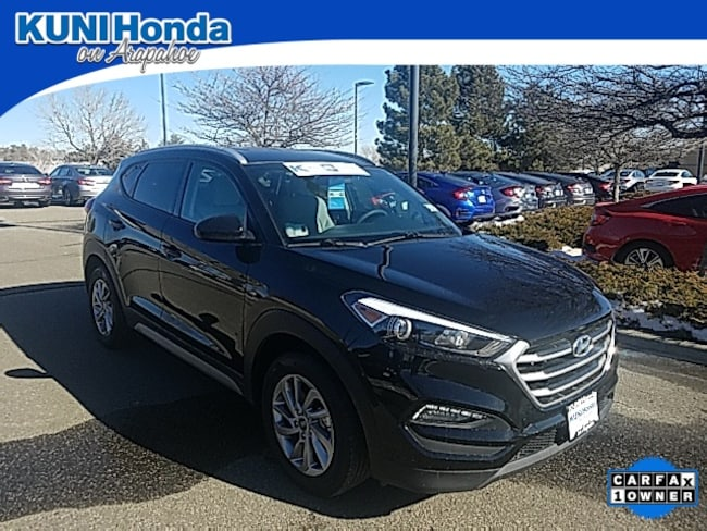 Used 2018 Hyundai Tucson SEL SUV in Centennial, CO