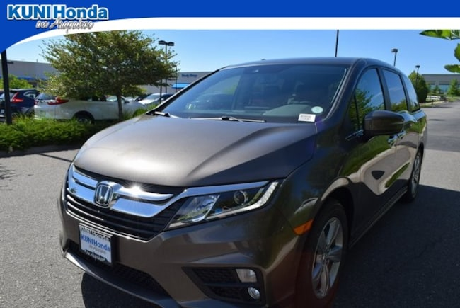 New 2019 Honda Odyssey EX-L w/Navigation & RES Van in Centennial, CO