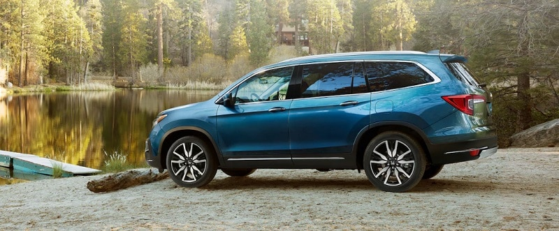 Kuni Honda - Get to know the the 2021 Honda Pilot near Highlands Ranch CO