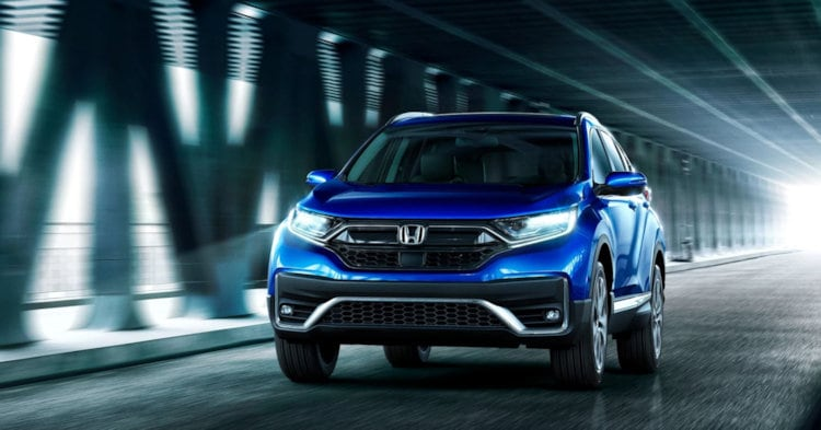 Kuni Honda - The 2020 Honda CR-V comes equipped with driver assistance features near Greenwood Village CO