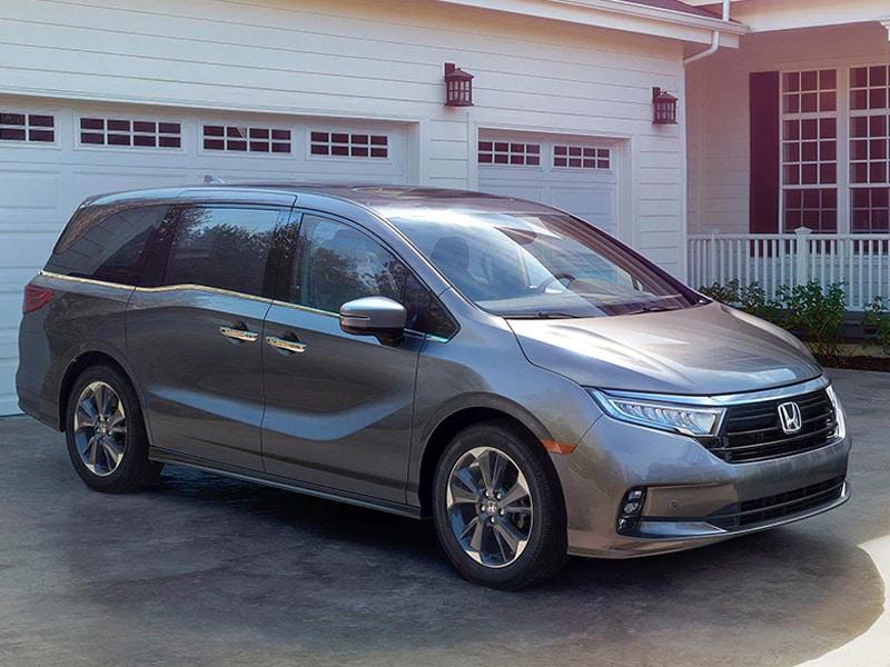 Kuni Honda - The 2021 Honda Odyssey has been impressively updated near Denver CO
