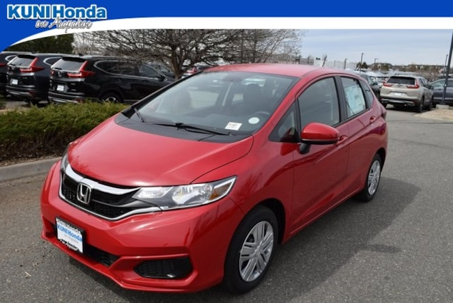 New 2019 Honda Fit LX Hatchback in Centennial, CO