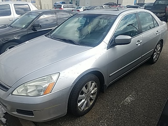 Used 2007 Honda Accord 3.0 EX w/Auto/Navi Sedan in Centennial, CO