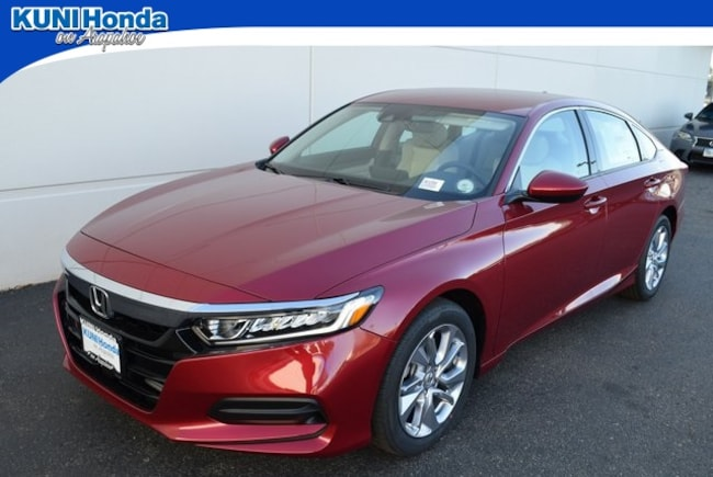 New 2019 Honda Accord LX Sedan in Centennial, CO