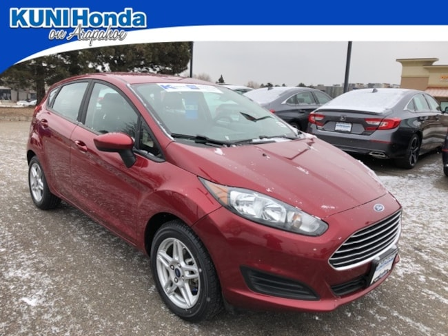 Used 2017 Ford Fiesta SE Hatchback in Centennial, CO