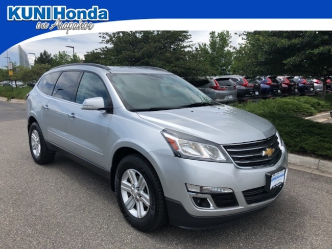 Used 2014 Chevrolet Traverse LT w/2LT SUV in Centennial, CO