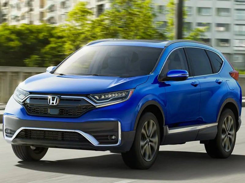 Kuni Honda - The 2021 Honda CR-V is going to appeal to drivers near Parker CO
