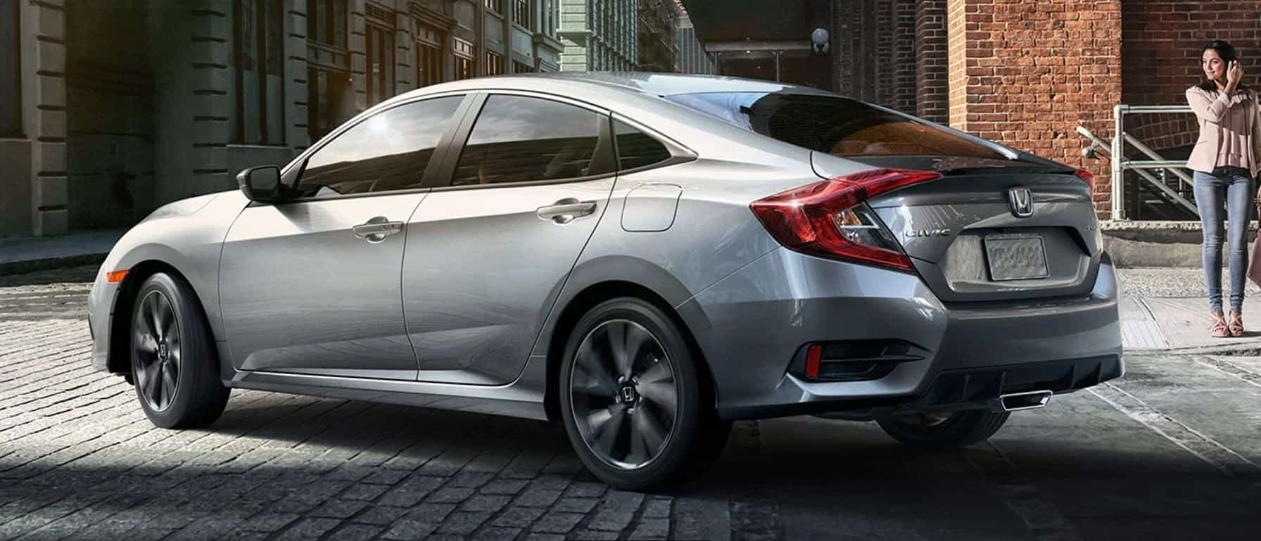 What's new with the 2020 Honda Civic near Aurora CO