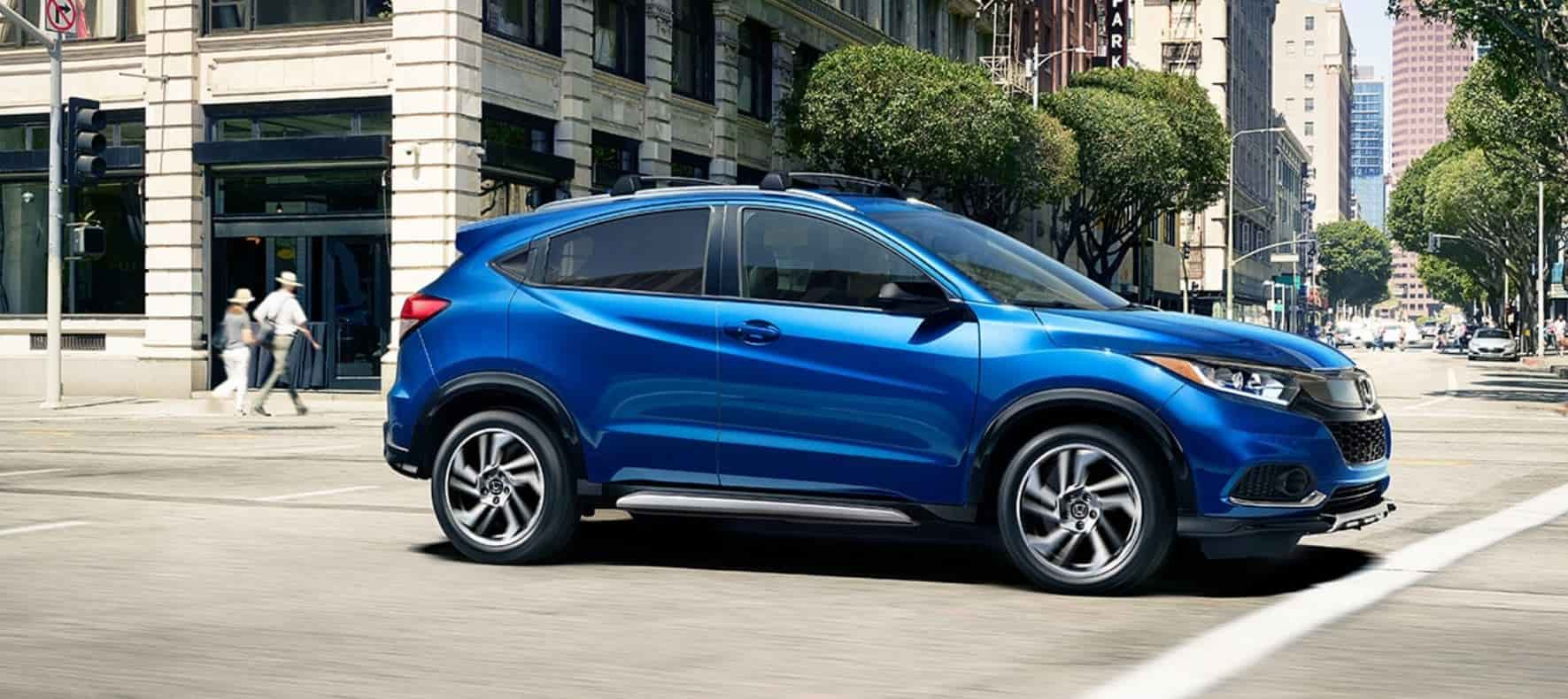 What's new with the 2020 Honda HR-V near Parker CO