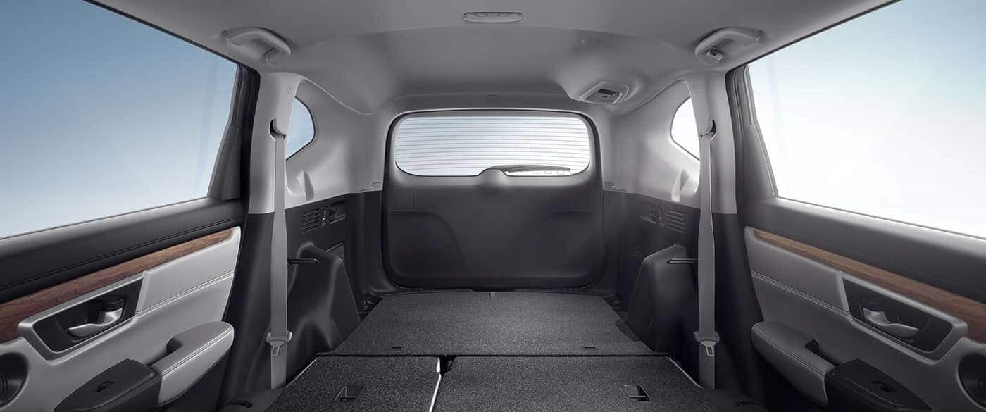 Fold-Flat 60/40 Back Seats