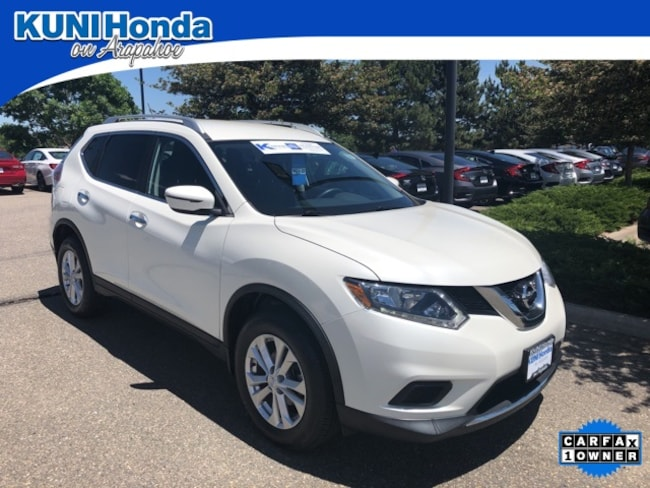 Used 2016 Nissan Rogue SV SUV in Centennial, CO
