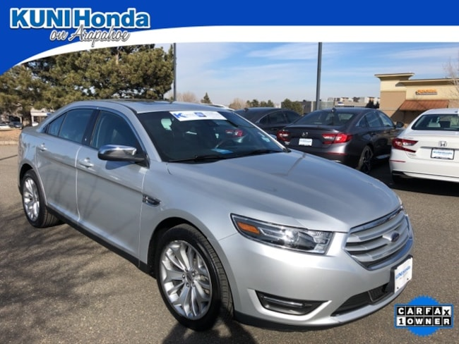 Used 2017 Ford Taurus Limited Sedan in Centennial, CO