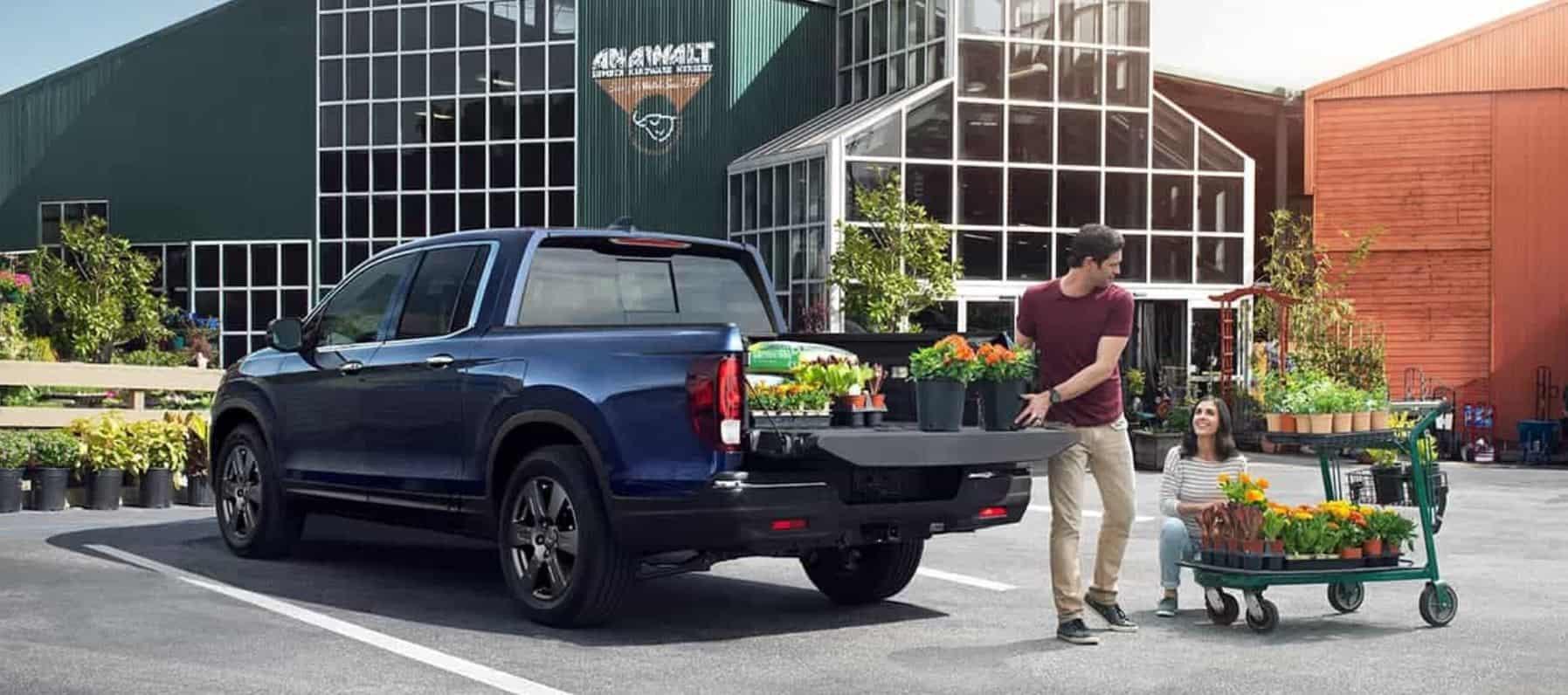 Purchase a Truck Online 2020 Honda Ridgeline Near Parker CO