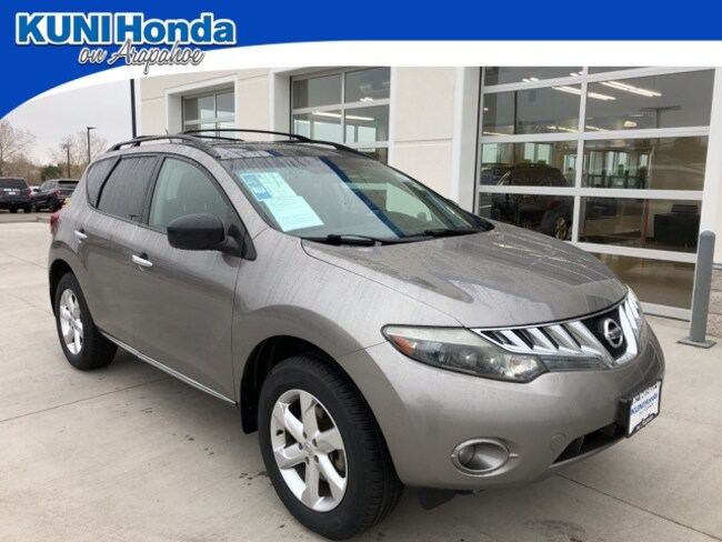 Used 2009 Nissan Murano SL SUV in Centennial, CO