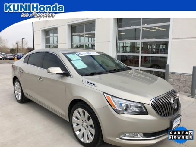 Used 2014 Buick LaCrosse Leather Group Sedan in Centennial, CO