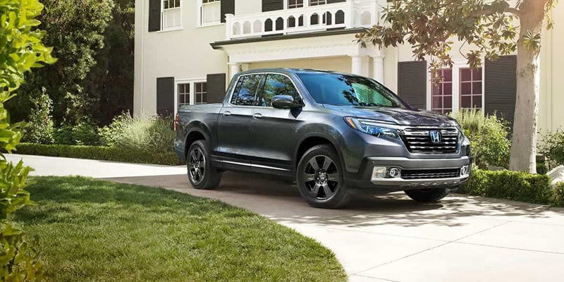 Discover the power of the 2020 Honda Ridgeline in Centennial CO