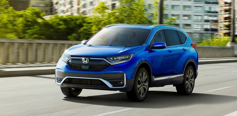 Explore the trim levels of the 2020 Honda CR-V in Centennial CO