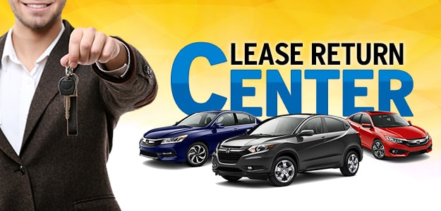 Denver Honda Lease Return Center