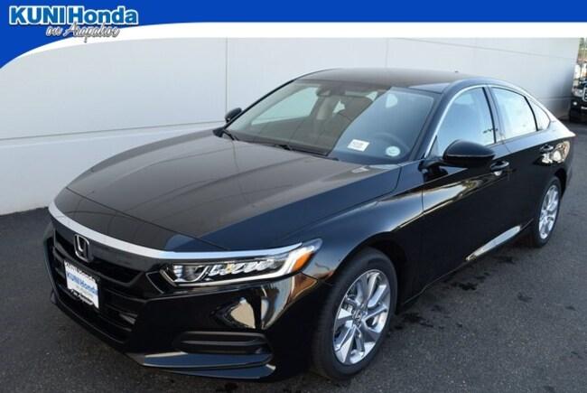 New 2019 Honda Accord LX Sedan in Centennial, CO