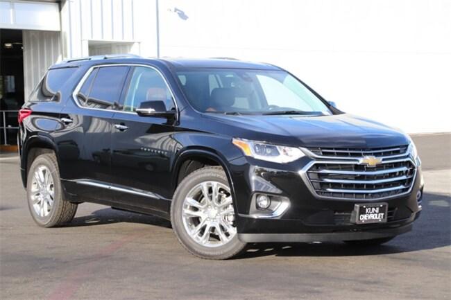 New 2019 Chevrolet Traverse For Sale at Holman Automotive