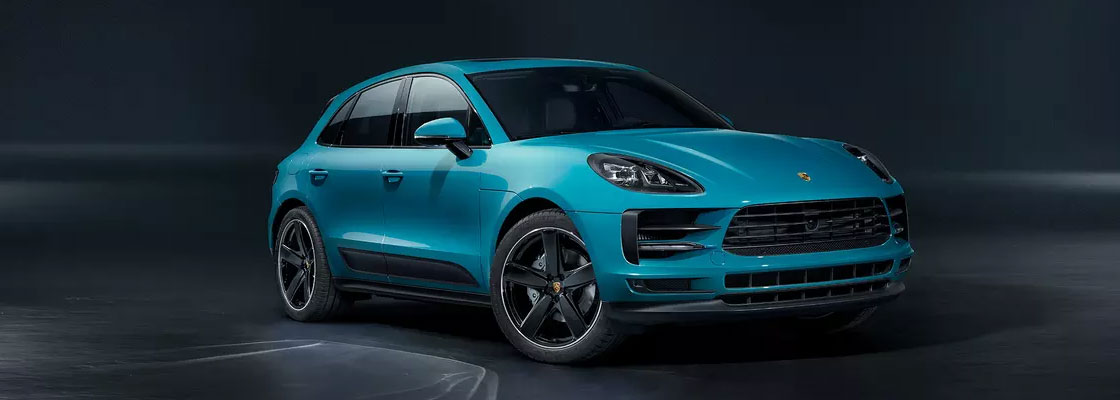 2019 Porsche Macan Safety Features