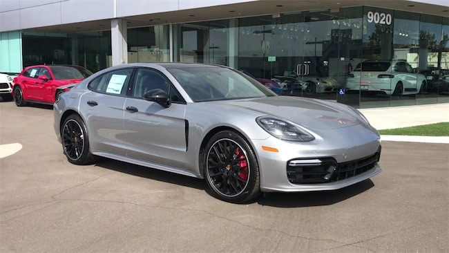 2018 Porsche Panamera Turbo Hatchback