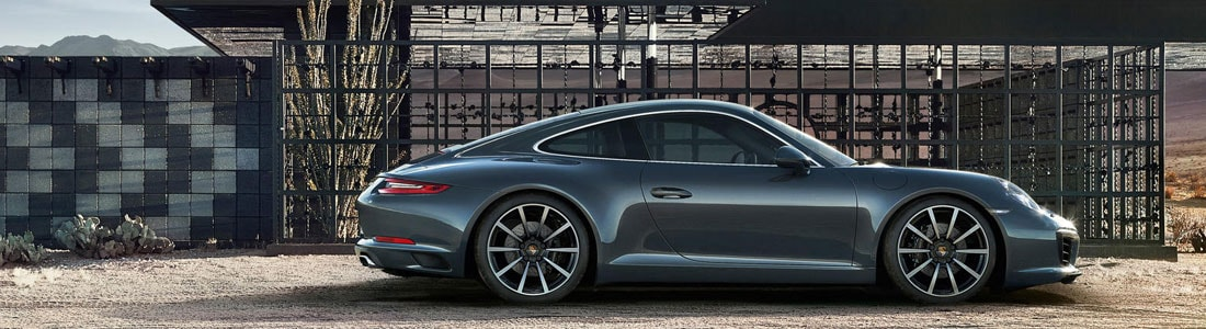 2018 Porsche 911 Carrera Header