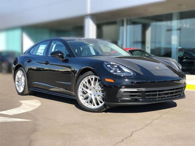 2018 Porsche Panamera 4S Hatchback