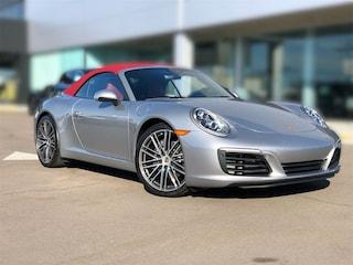 2019 Porsche 911 Carrera Convertible