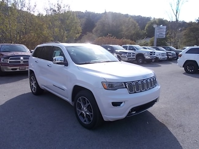 New 2019 Jeep Grand Cherokee Overland 4x4 SUV for sale in Mahaffey, PA