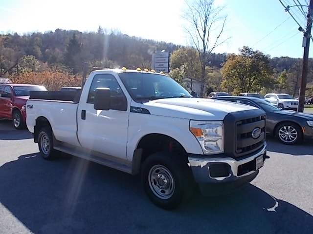 2012 Ford F-250 Super Duty XL Regular Cab 4x4 Truck Regular Cab 1FTBF2B67CEC68832
