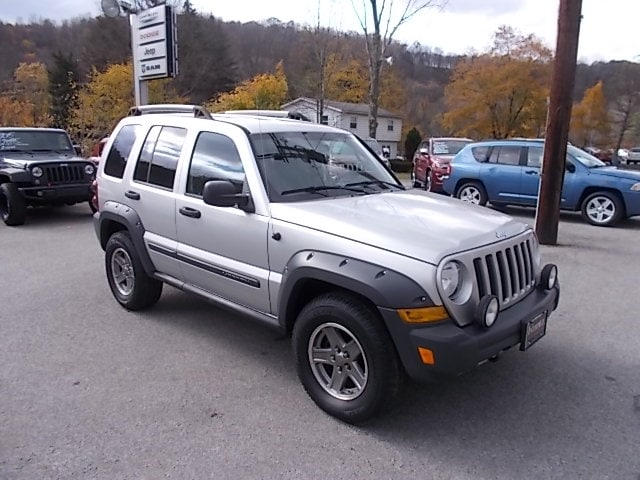Used 2005 Jeep Liberty Renegade 4x4 SUV For Sale In Mahaffey, PA