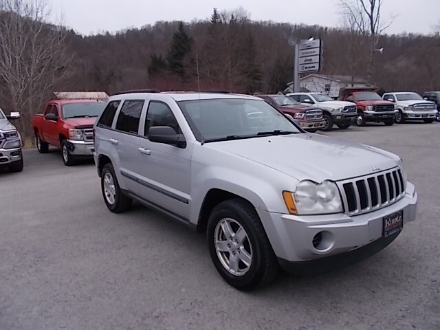 2007 Jeep Grand Cherokee Laredo >> Used 2007 Jeep Grand Cherokee Laredo 4x4 In Mahaffey Pa 556116 Vin 1j8gr48k97c556116