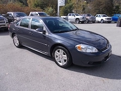 Bargain Used 2009 Chevrolet Impala LT Sedan 2G1WC57M691300921 in Mahaffey, PA