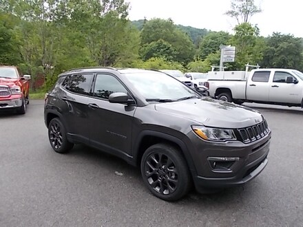 Featured New 2021 Jeep Compass 80th Anniversary 4x4 SUV for Sale in Mahaffey, PA